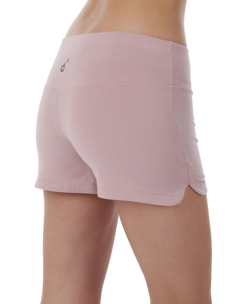 Dagsmejan Women Sleep Shorts Dusty Pink