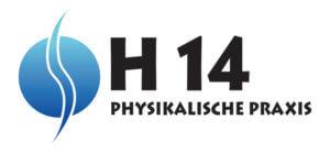 Logo H14 Physikalische Praxis