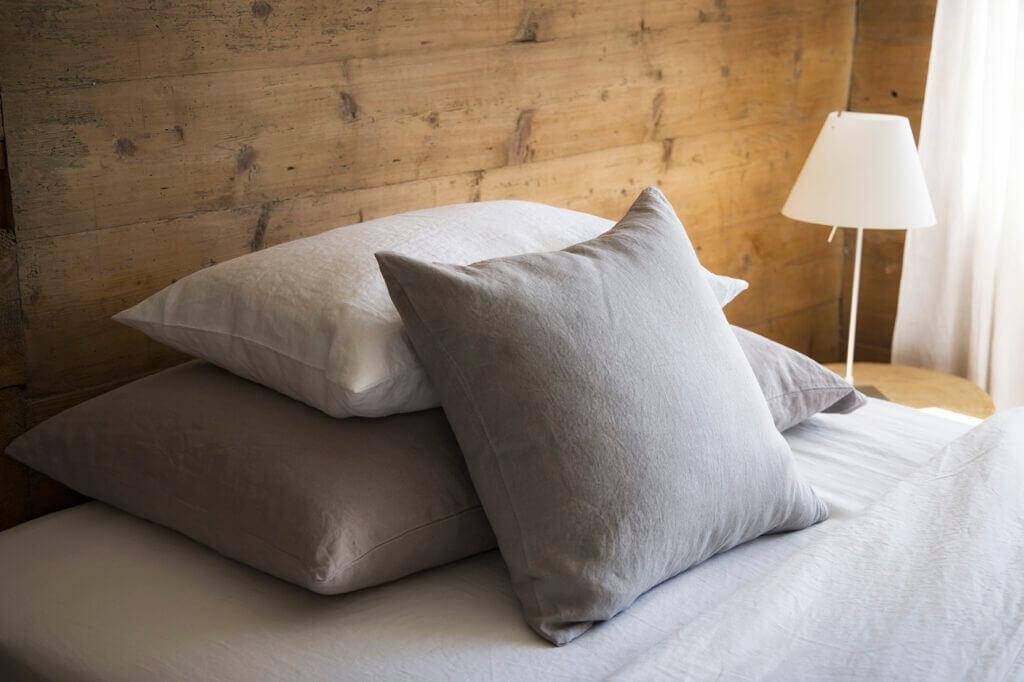 The Linen Company Bettwäsche Classic Taupe